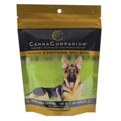 Canine - Extra Large (more than 81lb) - Regular Strength