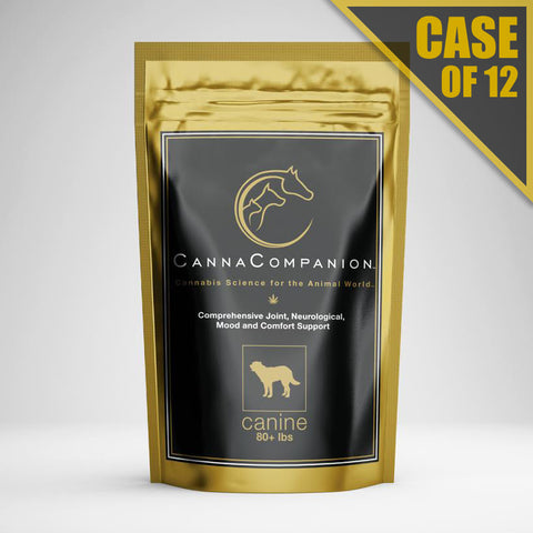 Case 12 Units Extra Large Dogs Regular Strength