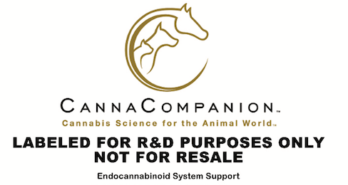 Canna Companion Regular Strength Powder for R&D Only 75g (not for retail)