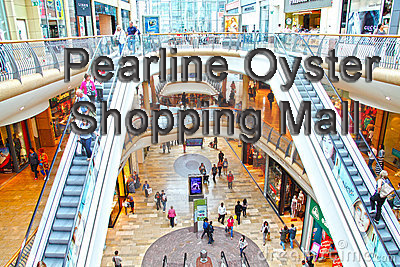 The Pearline Oyster Shopping Mall