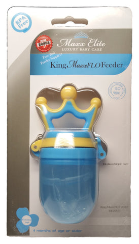 Maxx Elite King MaxxFlo Nutritional Food Feeder, Medium
