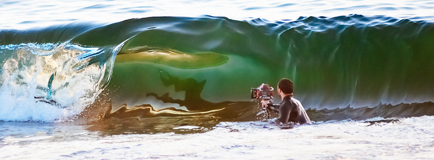 Ocean Art Photographer based in Sydney | About Chris Dixon