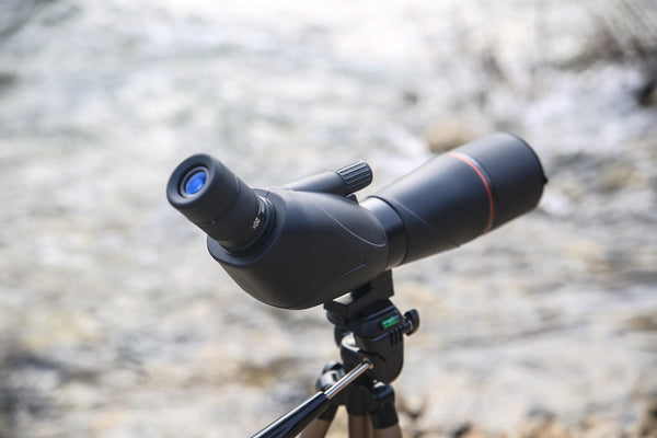 Upland Optics Perception HD 20-60x60mm Spotting Scope