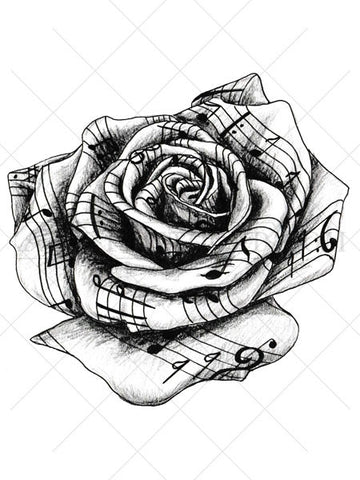 Music rose tattoo for Rose tattoo song
