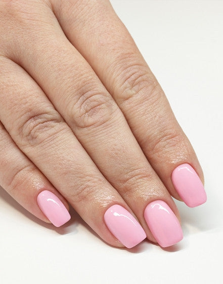 "003 Sweet Pink - Semilac Soak Off Gel / Hybrid Nail Polish - ""Special Day"" Collection - SemilacUSA"