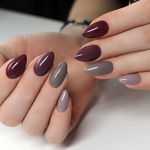 "030 Dark Chocolate - Semilac Soak Off Gel / Hybrid Nail Polish - ""Allure"" Collection - SemilacUSA"