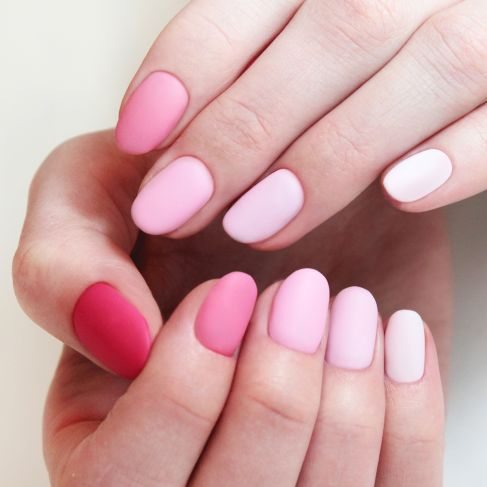 "060 Bubblegum Pink - Semilac Soak Off Gel / Hybrid Nail Polish - ""Special Day"" Collection - SemilacUSA"