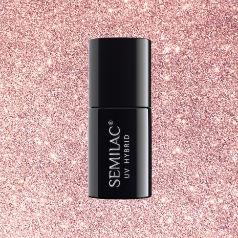 "179 Midnight Samba - Semilac Soak Off Gel / Hybrid Nail Polish - ""Dance Flow"" Collection - SemilacUSA"