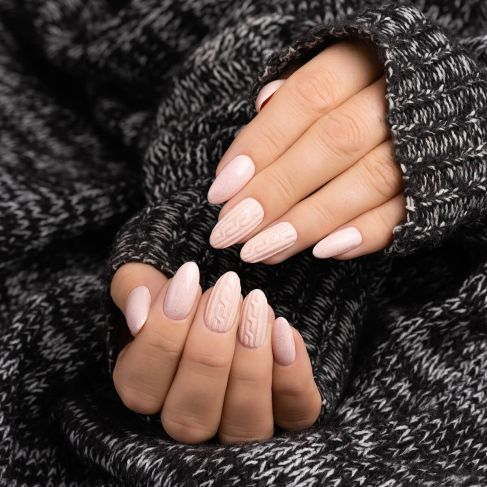 "562 WARM EVENING Semilac Soak Off Gel / Hybrid Nail Polish - ""SWEATER WEATHER"" Collection - SemilacUSA"