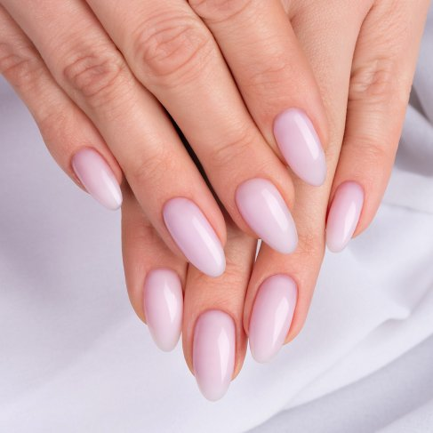803 DELICATE PINK - Semilac Extend 5in1 Soak Off Gel / Hybrid Nail Polish - SemilacUSA