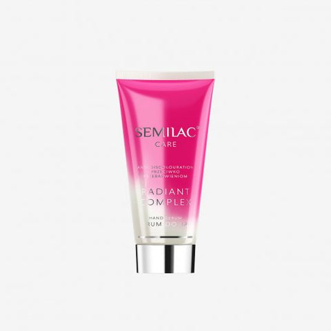 Semilac Hand Serum RADIANT COMPLEX Anti -Discoloration 50 ml - SemilacUSA