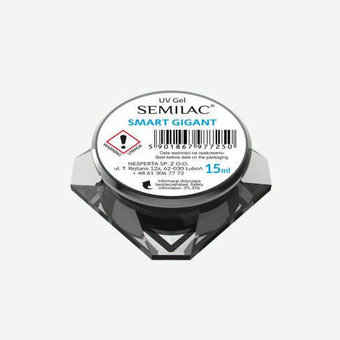 Semilac UV Gel Smart Gigant 15 ML - SemilacUSA