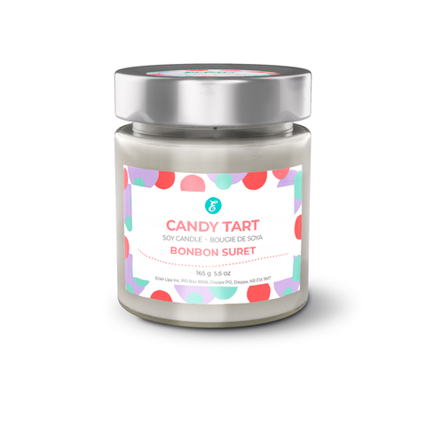 Candy Tart Soy Candle