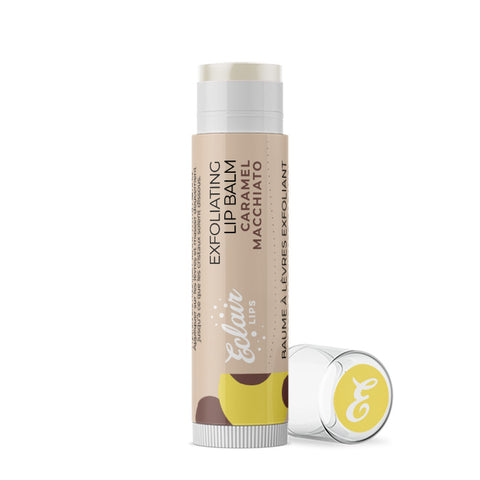 Exfoliating Lip Balm - Caramel Macchiato *Limited Time Only