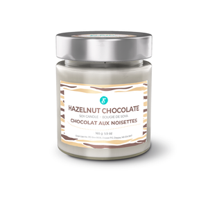 Hazelnut Chocolate Soy Candle