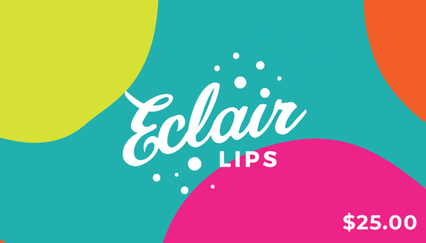 Eclair Lips Gift Card ***Digital Product***