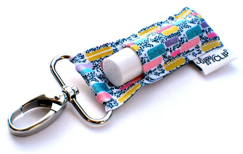 Groovy Graphic LippyClip® Lip Balm Holder