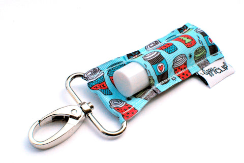 Holiday Drinks LippyClip® Lip Balm Holder