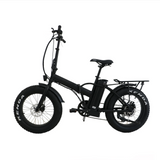 Pasion eBike The Avenger - Fat Mini Folding Bike