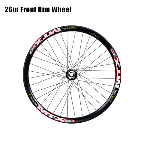 Pasion eBike 2020 High Speed 72v 3000w Front Rim Wheel for  enduro frame 26in 27.5in 29in 19in motorcycle rim