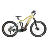 Pasion eBike  The Lancer - 1,000 watt Full Suspension
