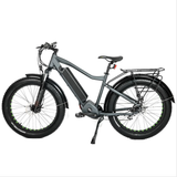 Pasion eBike The Foxbat - 1,000 Watt Mid-Drive Fat Bike - BACKORDER shipping November