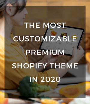 The Most Customizable Premium Shopify Theme in 2020 - Flex Out Of The Sandbox - NinjaNutz Shopify Experts