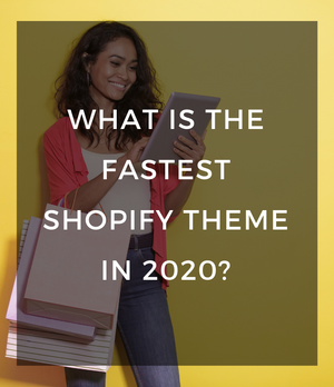 THE FASTEST SHOPIFY THEME IN 2020 - NINJANUTZ SHOPIFY EXPERTS