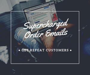 Supercharged Order Notification Emails - NinjaNutz