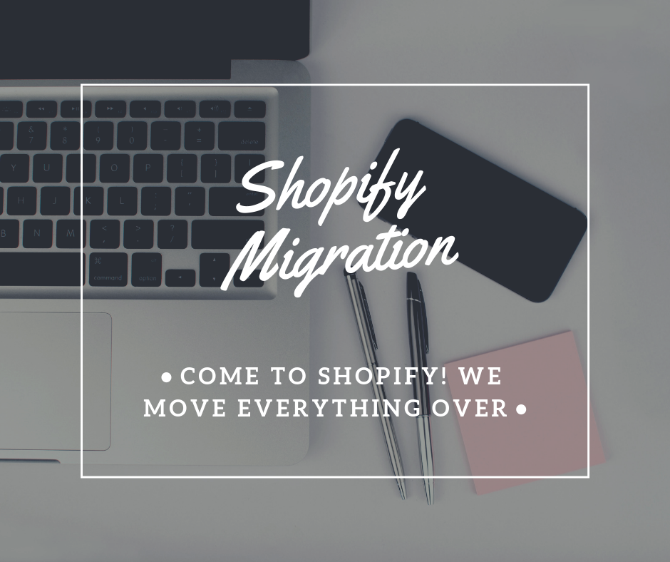 🚀Shopify Migration - NinjaNutz