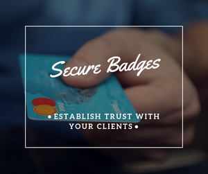 Add 4 Secure Badges to your Shopify Store - NinjaNutz