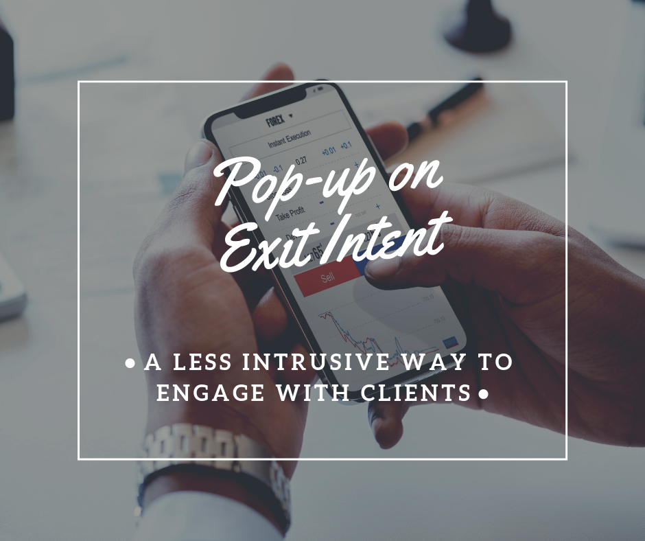 Pop-up on Exit Intent - NinjaNutz