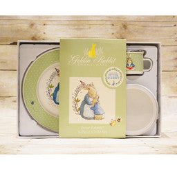 Peter Rabbit Child Dish Set