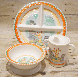 Baby Cie - Imagine the World Dishware