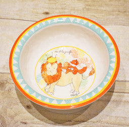 Baby Cie - King of the Jungle Dishware