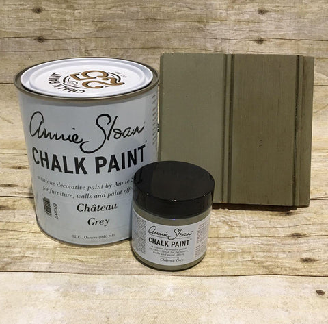 Annie Sloan Chalk Paint | Chateau Grey