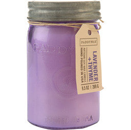 Paddywax Relish Jar Candle | Lavender + Thyme