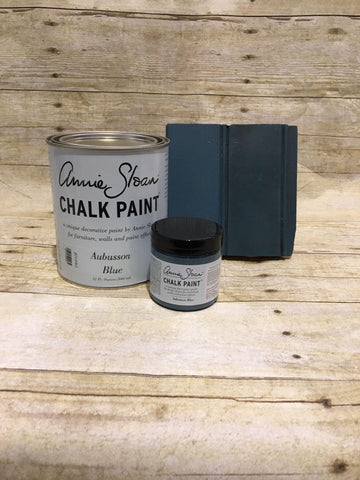 Annie Sloan Chalk Paint | Aubusson Blue
