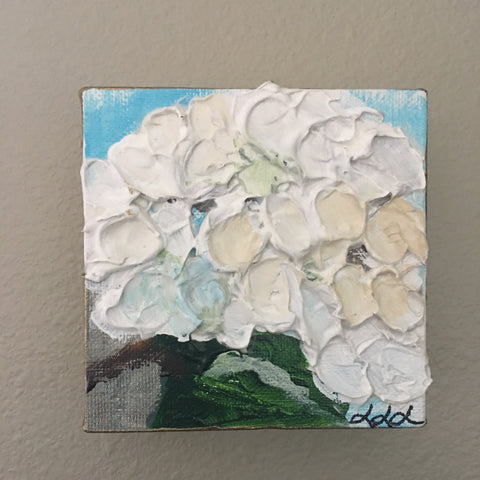 Hydrangea Painting | Leigh Lowery