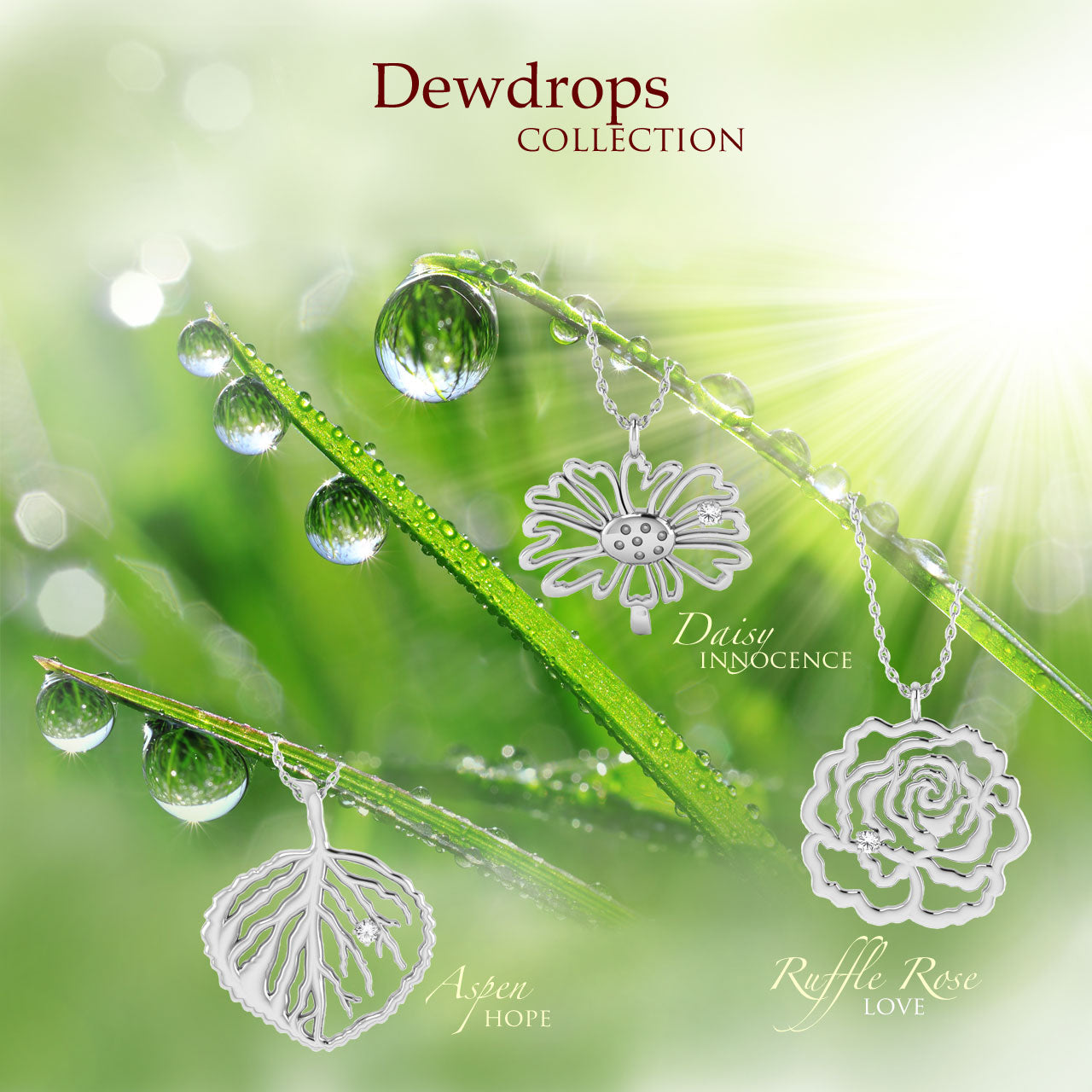 Diamond Dewdrops