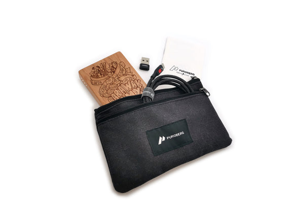 Puroberg - Pure Walnut Powerbank [Sarawak is My Home]