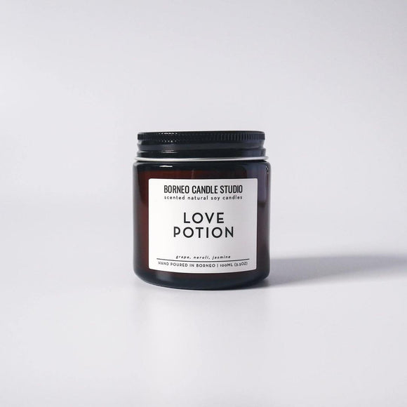 Borneo Candle Studio - Soy Candle [Love Potion]