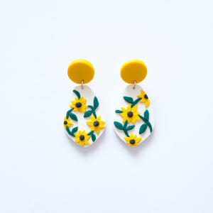 Kapalina Artistry - Sunflower Series [Dangles]