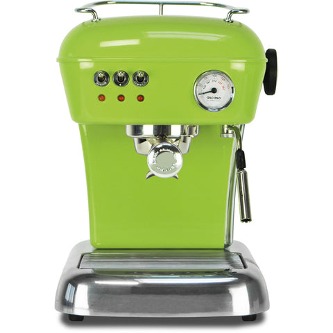 Ascaso Dream Up V3 Espresso Machine - Fresh Pistachio with Black Handle - My Espresso Store