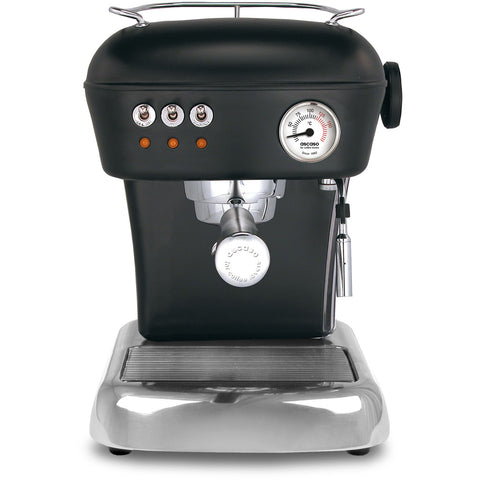 Ascaso Dream Up V3 Espresso Machine - Dark Black with Black Handle - My Espresso Store
