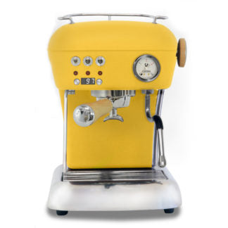 Ascaso Dream UP V3 PID Espresso Machine w/ Wood Handle & Steam Knob