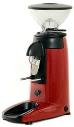 Compak K3 Touch Advanced Espresso Grinder - Red - My Espresso Store