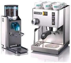 Rancilio Silvia and Rocky Doserless Package - My Espresso Store
