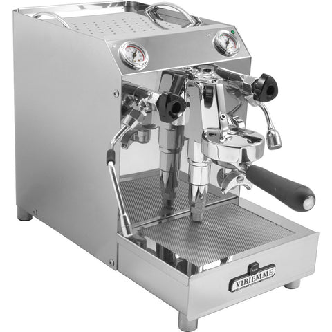 Vibiemme Domobar Super Espresso Machine - Manual,  Heat Exchanger, Switchable Tank