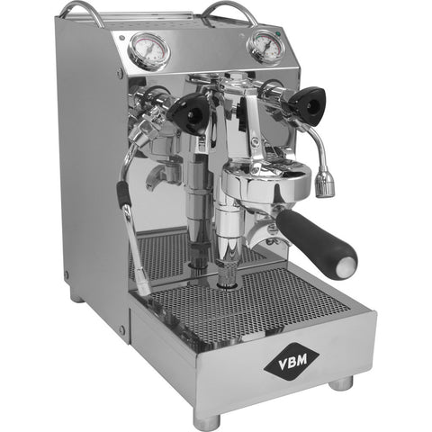 Vibiemme Domobar Junior Espresso Machine - V3, Manual, Heat Exchanger, Tank